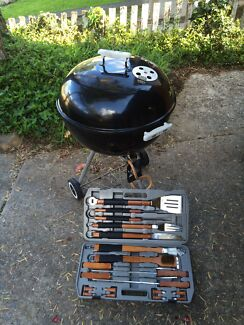 Weber BBQ Made in the USA + Tools  Hornsby Heights Hornsby Area Preview