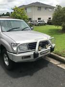 2000 Toyota Land Cruiser Georges Hall Bankstown Area Preview