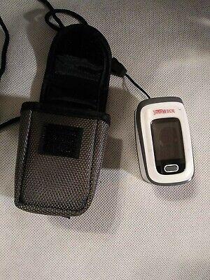 Santa Medical Finger Pulse Oximeter Blood Oxygen Saturation Monitor
