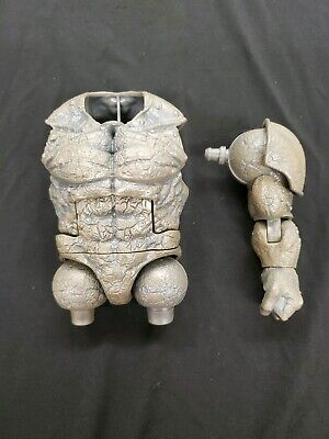 Marvel Legends Spider-Man BAF RHINO Torso x2 Left Arm Build a figure pieces