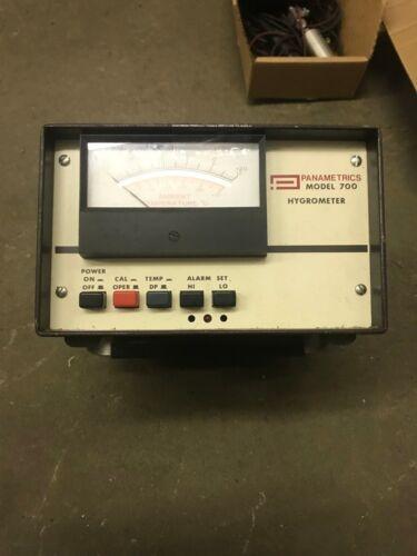 Panametrics Model 700 Hygrometer FREE SHIPPING