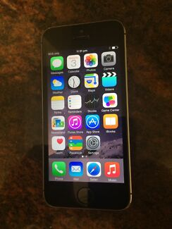 iPhone 5s 16gb Unlocked in Good Condition Mount Gravatt Brisbane South East Preview