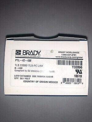 Brady Ptl-42-430 1.000x50 Tls2200 Bmp71tls2200