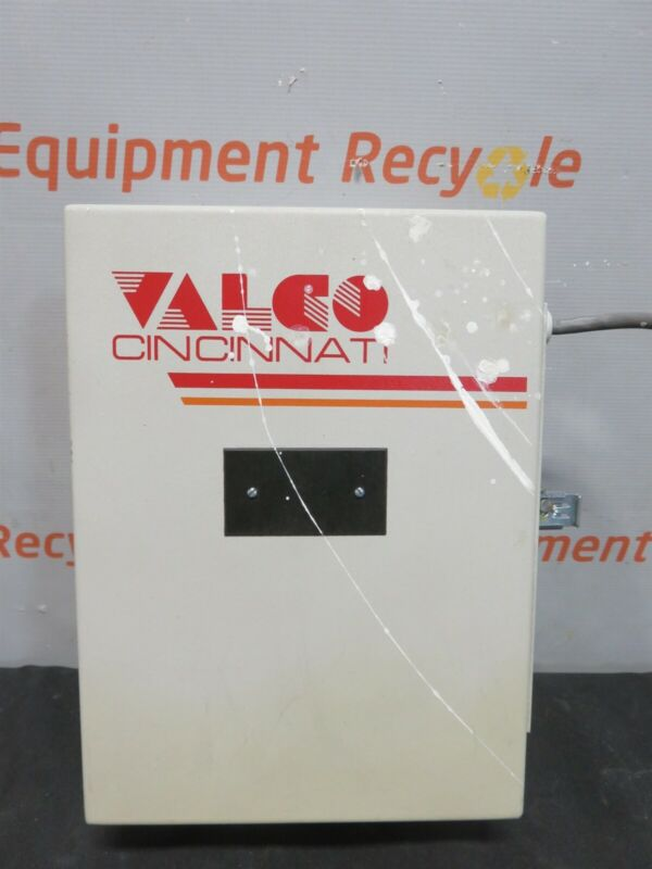 Valco Cincinnati VC-750 Control Panel Box Delay Pattern Skip