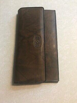 NWOT Samsonite Brown Leather Wallet