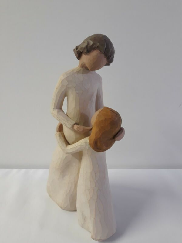 Willow Tree (Demdaco) Mother and Daughter 8 in.  2000