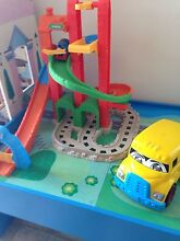 Thomas the Tank Engine Track and Bus Nerang Gold Coast West Preview