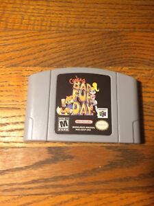 Adult owned mint condition Conkers Bad fur day