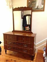 Dresser/ Chest of Drawers Carlton Melbourne City Preview