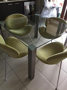 Dinning Table with chairs St Marys Penrith Area Preview