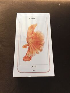 Rose gold iPhone 6s Plus 128 gb Durack Brisbane South West Preview