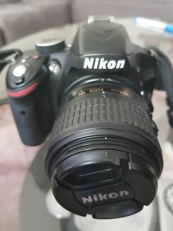 Nikon D3200 in perfect working condition