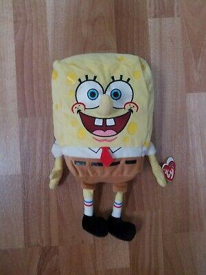 TY Beanie Buddies Spongebob Squarepants 12