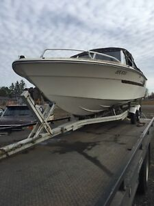 BOAT FOR SALE OR TRADE FOR MOTORCYCLE OR  CAR