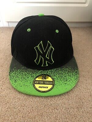 new york yankees cap black