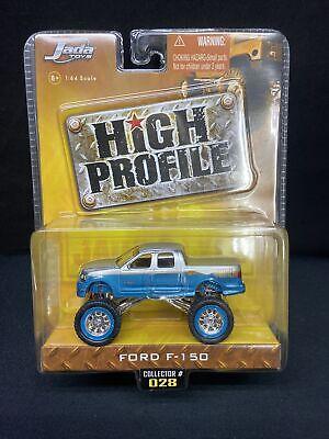 Jada Toys High Profile Ford F-150 Wave 3 28 1/64