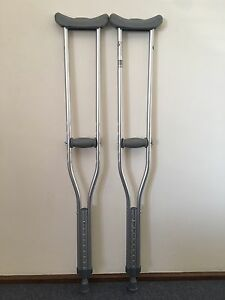 Adjustable Crutches Rowville Knox Area Preview
