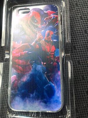 Venom & Deadpool 🕷 iPhone 6/6s Phone case