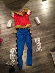 Costume d'Halloween de petite fille