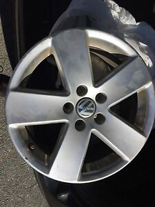 VW alloy rims set of 4 for sale