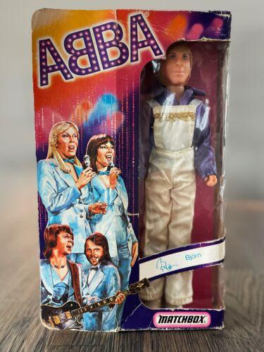 ABBA Vintage Matchbox doll - BJORN
