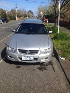 2005 Holden Commodore Acclaim Wagon 3.6l with Roadworthy Malvern East Stonnington Area Preview