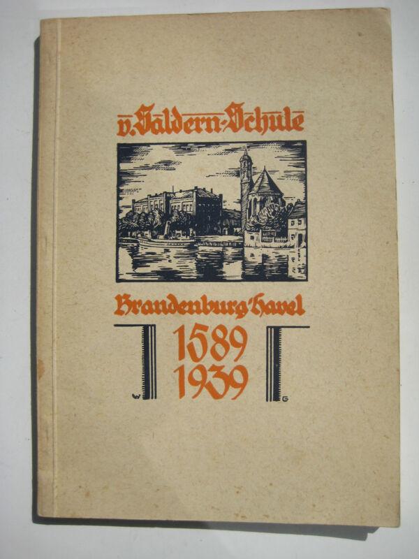 Saldria Saldern Schule Gymnasium Brandenburg an der Havel Ritterakademie Wiesike