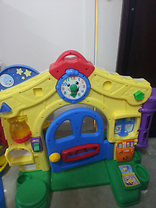 Fisher Price learning house Gungahlin Gungahlin Area Preview