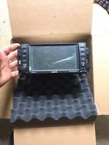 Jeep Wrangler dvd/uconnect touch screen radio