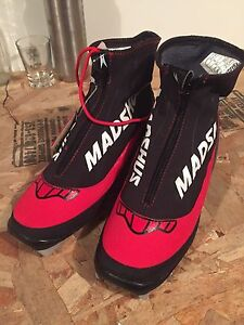Women's XC ski boots classic sz 39