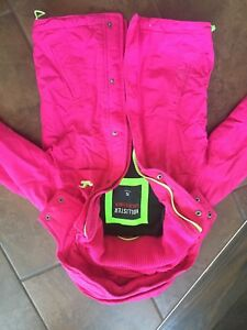 Hollister jacket XS