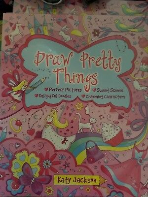 1 new HOW TO DRAW PRETTY THINGS princess step by step guide HALLOWEEN monsters