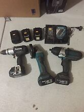 Makita set for sale Yokine Stirling Area Preview