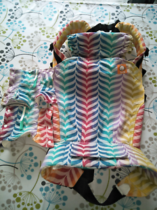Tula Wrap Conversion Migaloo Happy Baby Carrier Baby Carriers