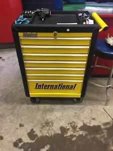 Spg 2 in 1 international 7 drawer tool box