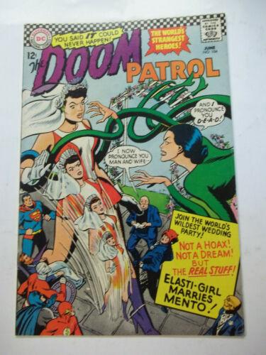 THE DOOM PATROL  #104  (1966) 7.0 FN/VF