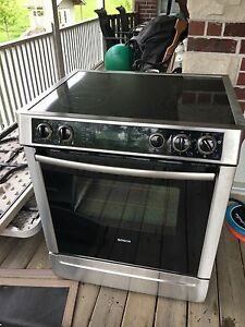 Bosch Slide-In Stove That I Want Gone Like Hurry!