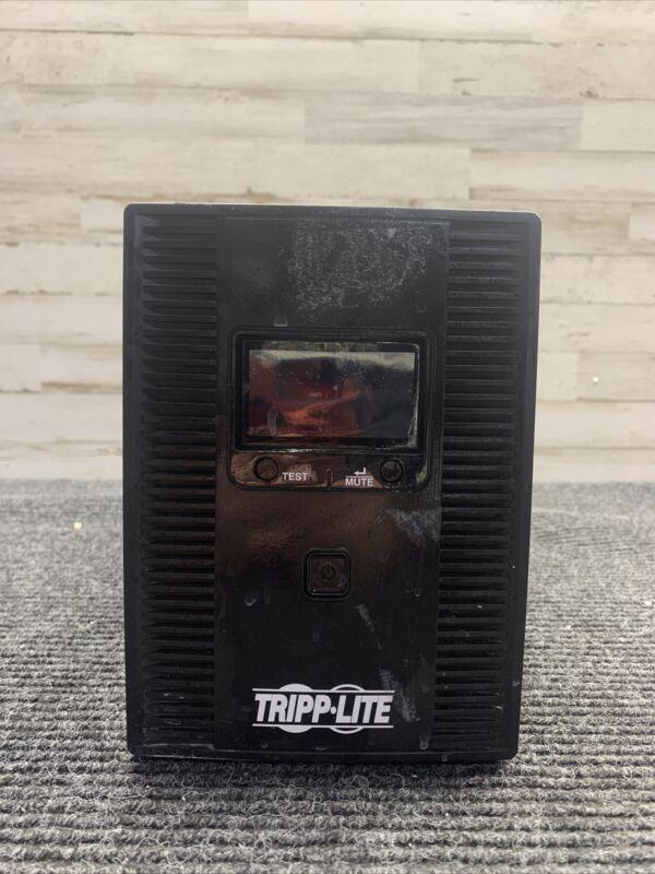 Used TrippLite SMART1500LCDT Digital LCD UPS  Power Supply No Batteries