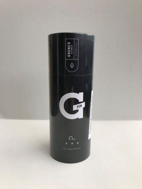 GENUINE Grenco G-Pen Pro Portable Vaporizer 2017 Edition **UK SELLER**