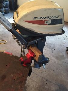 6Hp Evinrude Outboard