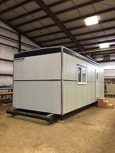 Office Trailers, Lunchrooms Modular Mfg. Sales & Rentals