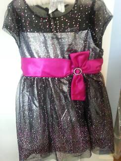 Girls Party Dresses - Excellent Condition