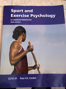 Sport and exercise psychology 3rd edition textbook