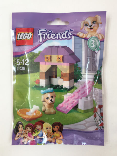 LEGO #41025 Friends Puppy's Playhouse - brand new set - series 3