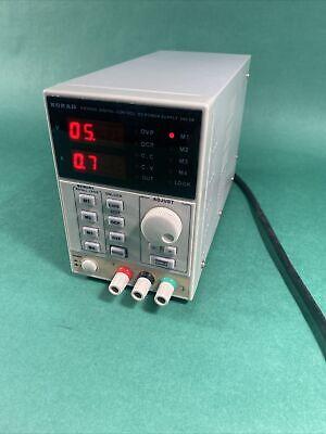 Korad Ka3005d Digital Adjustable Programmable Dc Power Supply 30v 5a