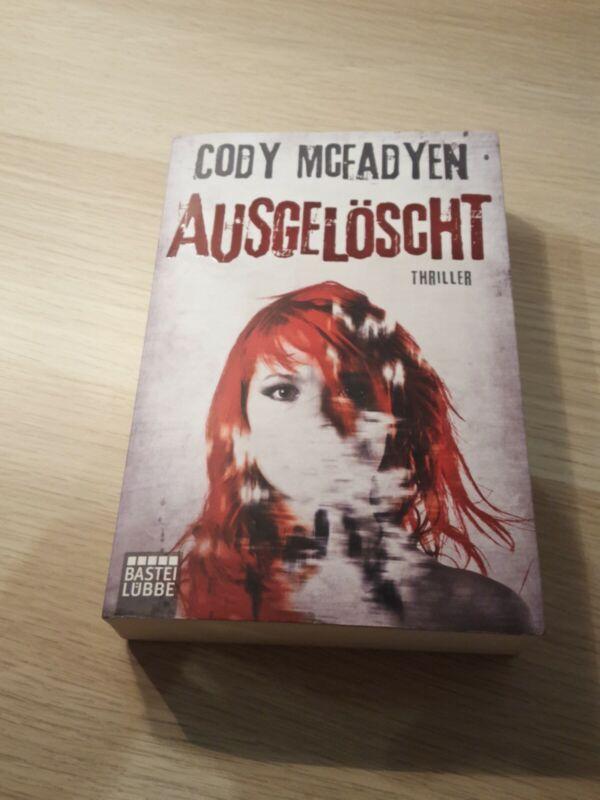 Ausgelöscht / Smoky Barrett Bd.4 von Cody McFadyen (2011, Taschenbuch)