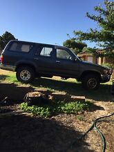 1989 Toyota hilux surf Ballajura Swan Area Preview