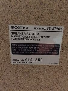 Sony home speaker system Peterborough Peterborough Area image 5