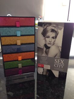 Ultimate Sex and the city boxset Willagee Melville Area Preview