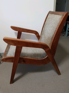 Mid Century Chair Southbank Melbourne City Preview